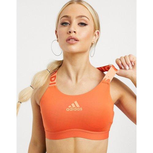 Adidas Training - Soutien-gorge - Orange - adidas performance - Modalova
