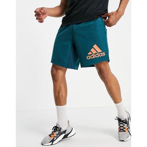 Adidas Training - Sportforia - Short - sarcelle - adidas performance - Modalova