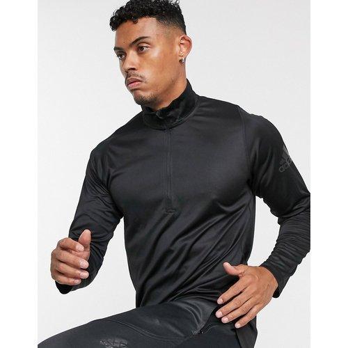 Adidas Training - Sweat-shirt à 1/4 fermeture éclair - adidas performance - Modalova