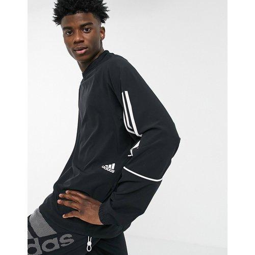 Adidas Training - Sweat-shirt à 3 bandes - adidas performance - Modalova