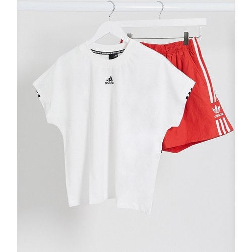 Adidas Training - T-shirt coupe carrée - adidas performance - Modalova