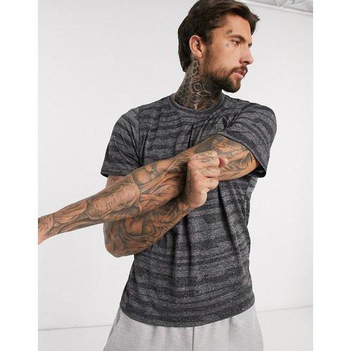 Adidas Training - T-shirt - Gris chiné foncé - adidas performance - Modalova