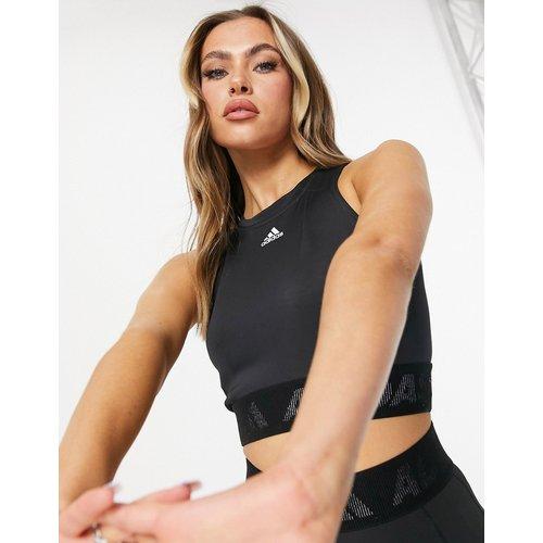 Adidas Training - Techfit - Crop top - adidas performance - Modalova