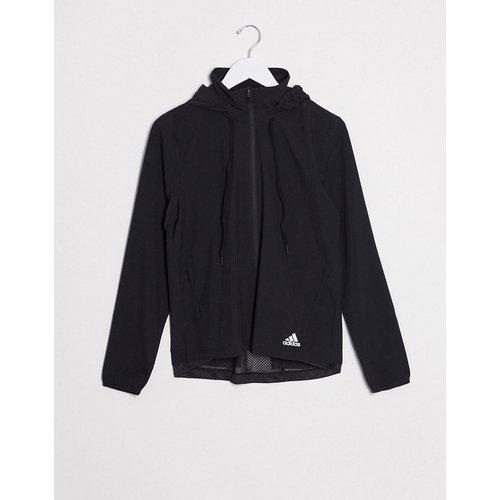 Adidas Training - Veste zippée à capuche - adidas performance - Modalova