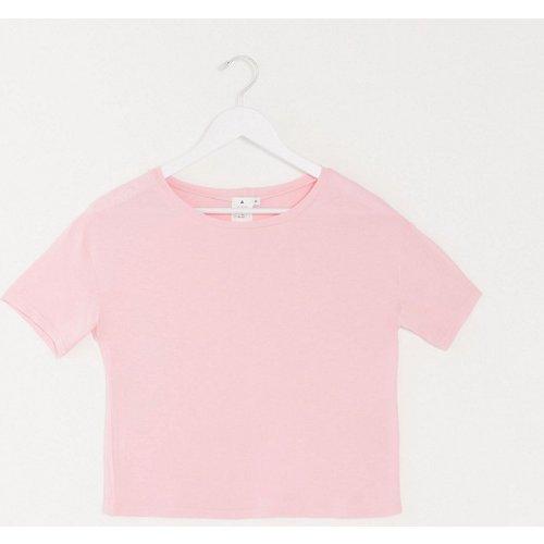 Pyjama à imprimé étoiles avec t-shirt et short - Adolescent Clothing - Modalova