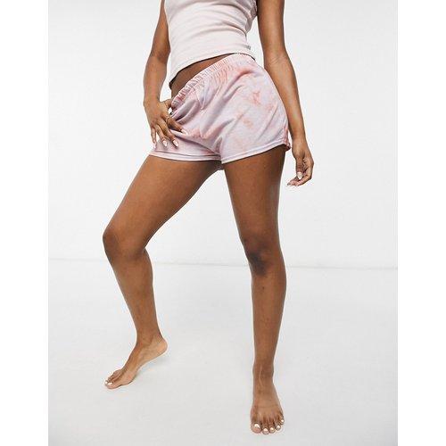 Savage - Short confort effet tie-dye - Adolescent Clothing - Modalova