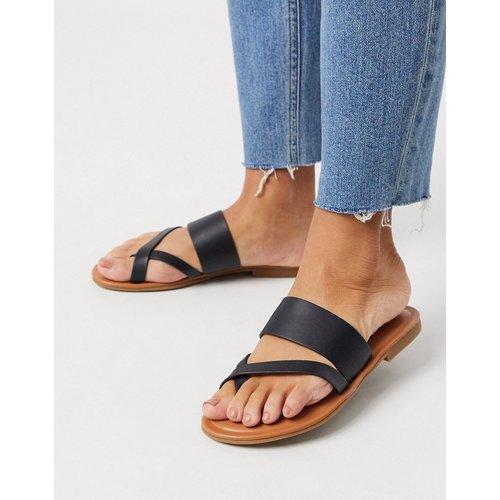 Celodia - Sandales plates en cuir - ALDO - Modalova