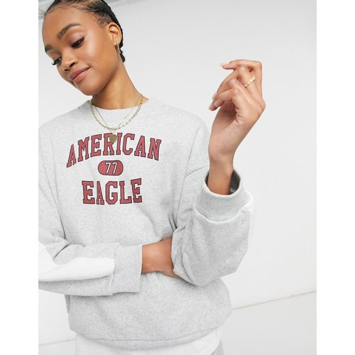 Sweat avec logo - AMERICAN EAGLE - Modalova