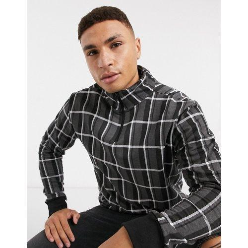 Sweat-shirt d'ensemble à carreaux - Another Influence - Modalova