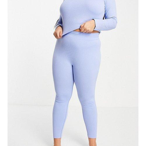Curve - Legging de sous-vêtement sans coutures - ASOS 4505 - Modalova