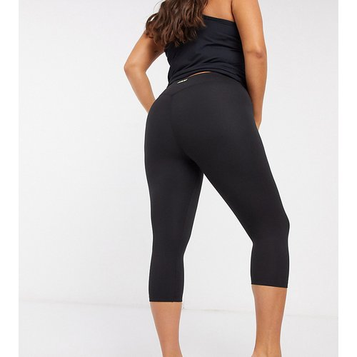 Curve - Legging de yoga coupe capri - ASOS 4505 - Modalova