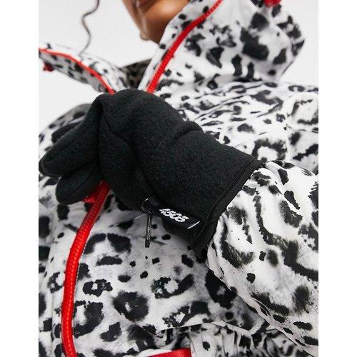 Gants de ski en polaire - ASOS 4505 - Modalova