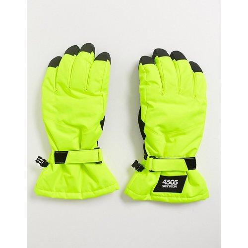 ASOS 4505 - Gants de ski fluo-Jaune - ASOS 4505 - Modalova