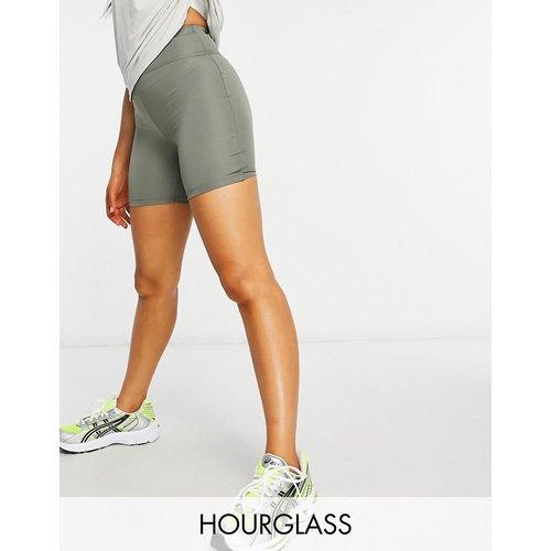 Hourglass - Short legging moulant emblématique - ASOS 4505 - Modalova