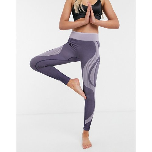 Legging ajusté sans coutures - ASOS 4505 - Modalova