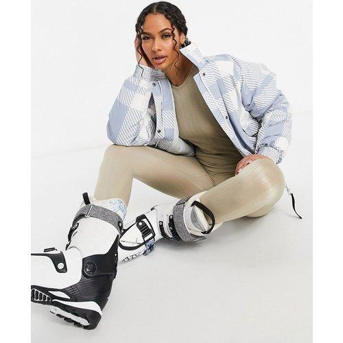 Legging de sous-vêtement en maille torsadée - ASOS 4505 - Modalova