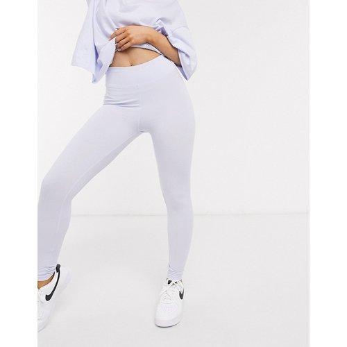 Legging en coton - Lilas - ASOS 4505 - Modalova