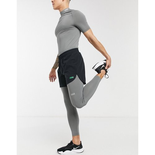 Legging sous-vêtement en polyester recyclé - ASOS 4505 - Modalova
