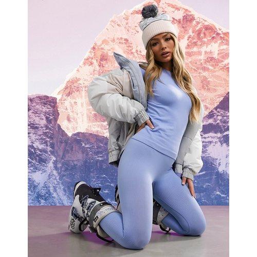 Leggings de sous-vêtement sans coutures - ASOS 4505 - Modalova