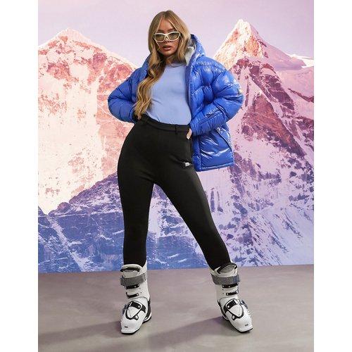 Pantalon de ski ajusté avec sous-pieds - ASOS 4505 - Modalova
