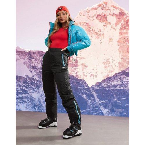 Pantalon de survêtement de ski large - ASOS 4505 - Modalova