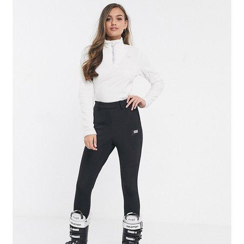 Petite - Pantalon de ski super skinny avec sous-pieds - ASOS 4505 - Modalova