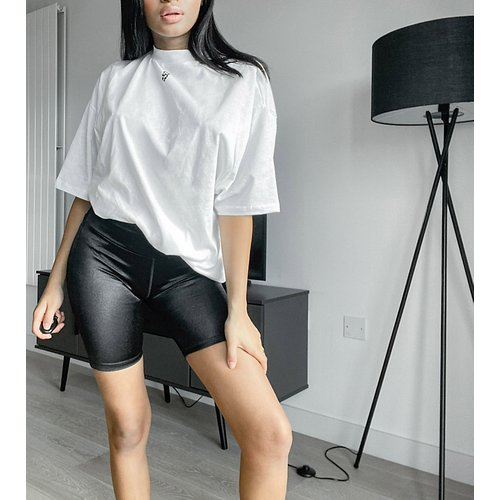 Petite - Short legging effet disco - ASOS 4505 - Modalova