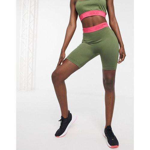 Short leggingcôtelé sans coutures - ASOS 4505 - Modalova