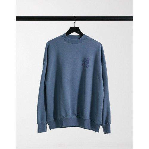 Sweat-shirt oversize unisexe avec logo - ASOS 4505 - Modalova