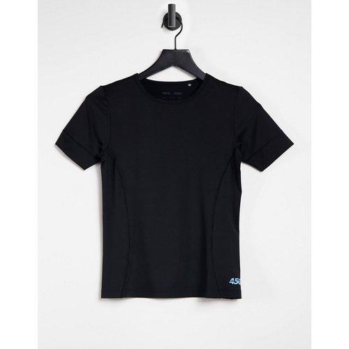 T-shirt ajusté à coutures apparentes - ASOS 4505 - Modalova