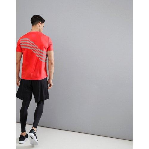 T-shirt avec imprimé réfléchissant au dos - ASOS 4505 - Modalova