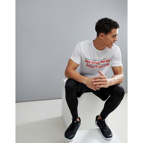 T-shirt avec imprimé réfléchissant - ASOS 4505 - Modalova