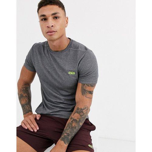 T-shirt de sport emblématique à séchage rapide - Gris chiné - ASOS 4505 - Modalova