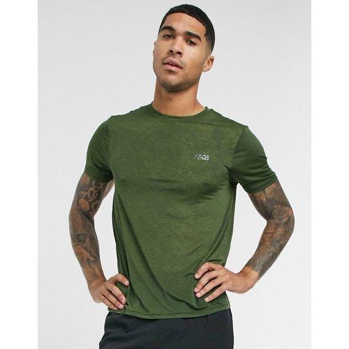 T-shirt de sport en jersey flammé transparent à séchage rapide - ASOS 4505 - Modalova