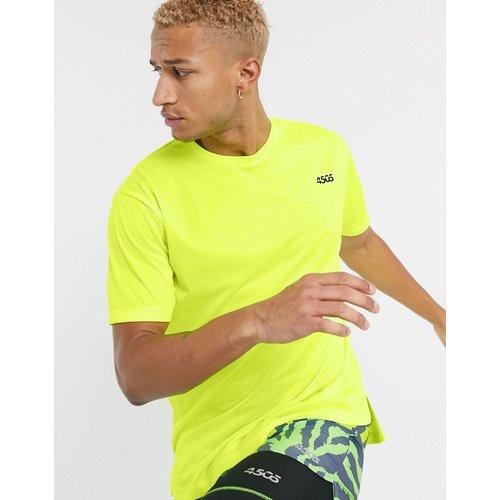 T-shirt de sport oversize en tissu à séchage rapide - fluo - ASOS 4505 - Modalova
