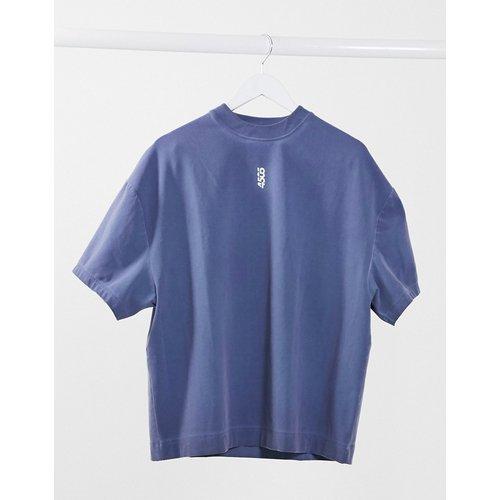 T-shirt de yoga oversize effet délavé - ASOS 4505 - Modalova