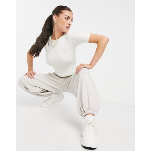 T-shirt effet rétréci - ASOS 4505 - Modalova