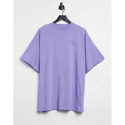 T-shirt oversize à logo - ASOS 4505 - Modalova
