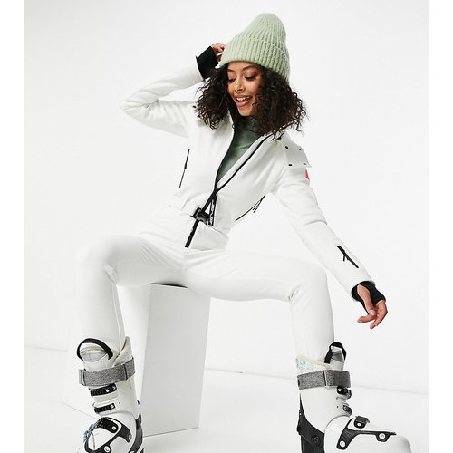 Tall - Combinaison de ski ajustée à capuche avec ceinture - ASOS 4505 - Modalova