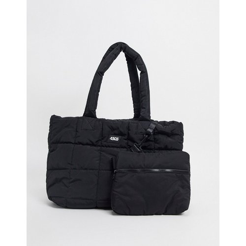 Tote bag matelassé avec sac intérieur - ASOS 4505 - Modalova