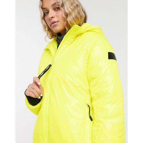 Veste de ski à capuche - acide - ASOS 4505 - Modalova