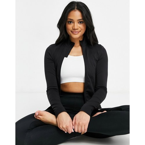 Veste de yoga zippée sans coutures - ASOS 4505 - Modalova