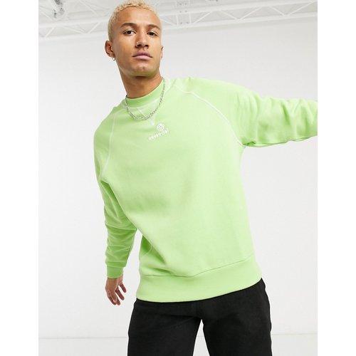 ASOS - Daysocial - Sweat-shirt épais oversize à logo brodé - ASOS Day Social - Modalova