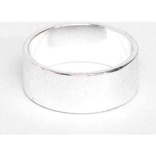Bague pour auriculaire anneau uni - ASOS DESIGN - Modalova