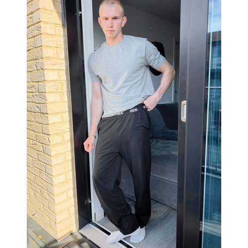 Bas de pyjama confort - ASOS DESIGN - Modalova