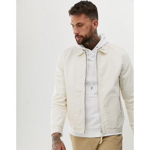 Blouson Harrington - Écru - ASOS DESIGN - Modalova