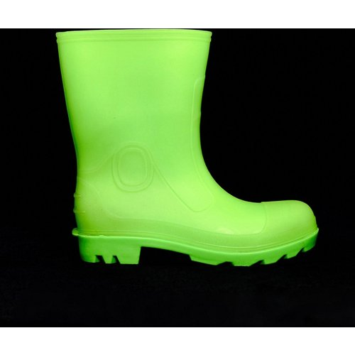 Bottes de pluie phosphorescentes - ASOS DESIGN - Modalova
