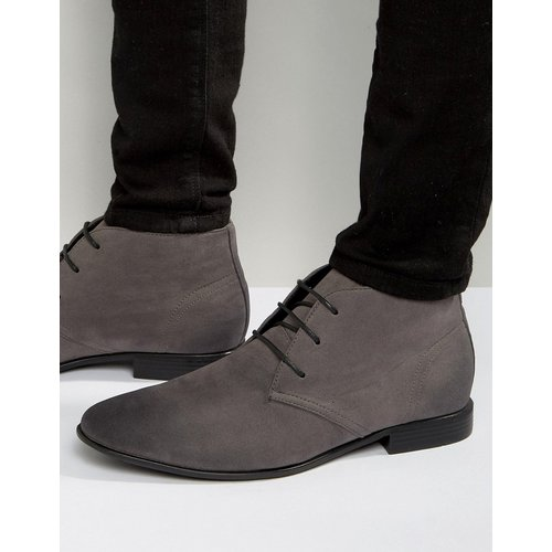 Bottines Chukka imitation daim - ASOS DESIGN - Modalova