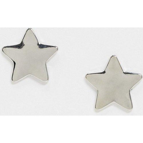 Boucles d'oreilles avec étoile - ASOS DESIGN - Modalova