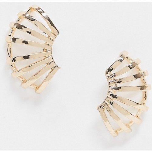 Boucles d'oreilles - Or - ASOS DESIGN - Modalova